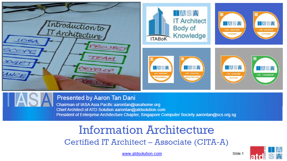 Mastering Information Architecture